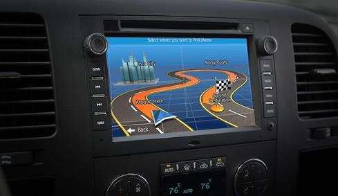 Car Show CS-GM1210 navigation receiver