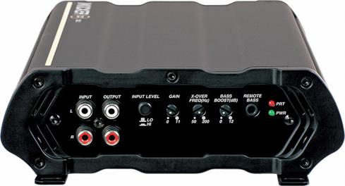 Kicker CX1200.1 amplifier