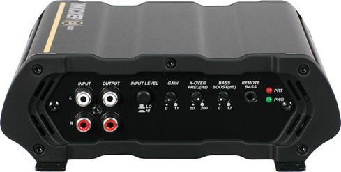 Kicker 12cx3001 mono subwoofer amplifier 300 watts rms x 1 at 2 kicker cx3001 amplifier sciox Gallery