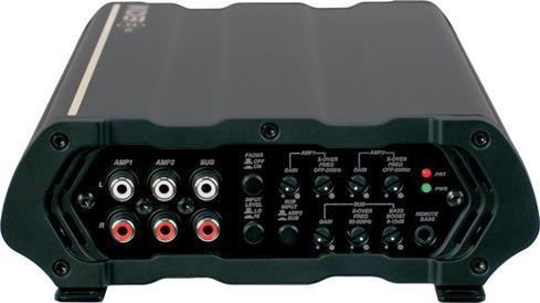 Kicker CX600.5 amplifier