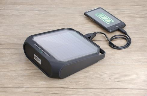 Eton solar powered rugged rukus bluetooth speaker