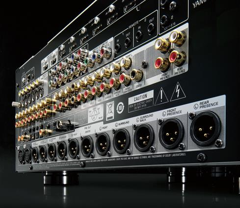 Yamaha CX-A5000 11.2-channel preamp/processor