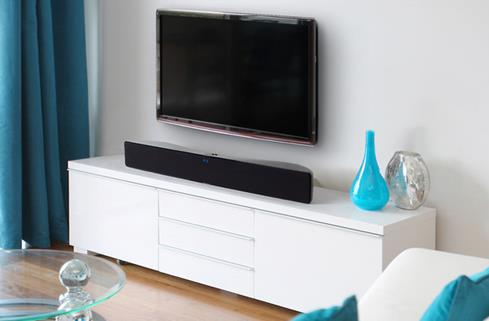 MartinLogan Motion Vision sound bar