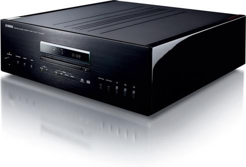 Yamaha CD-S3000 angled view
