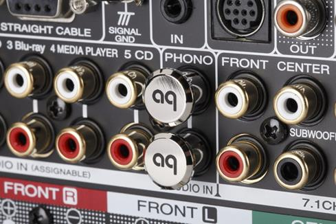 AudioQuest RCA Noise-Stopper Caps