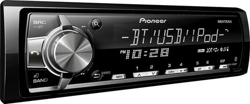 Pioneer MVH-X560BT Digital Media Receiver