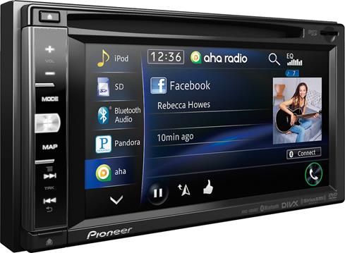 Pioneer AVIC-X850BT navigation receiver
