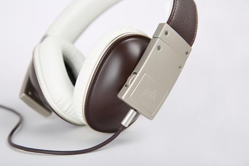 Polk Audio Buckle headphones
