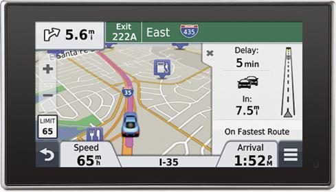 Garmin nuvi 3597LMTHD portable navigator - Garmin HD Digital Traffic