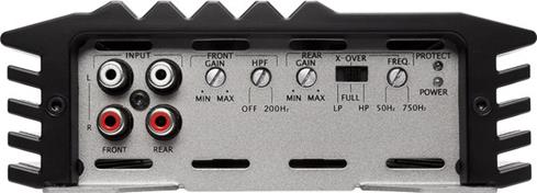 Lightning Audio LA-4100MINI control panel