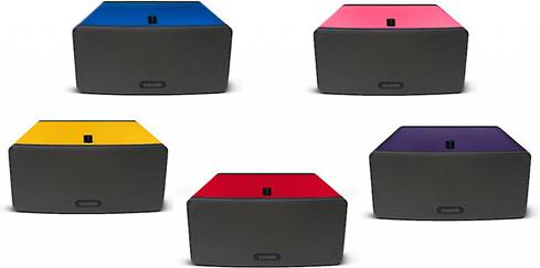 Flexson ColourPlay skins for Sonos PLAY:3