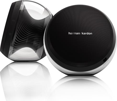 Harmon Kardon Nova powered speakers