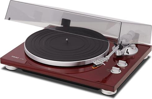 TEAC TN-300 belt-drive turntable