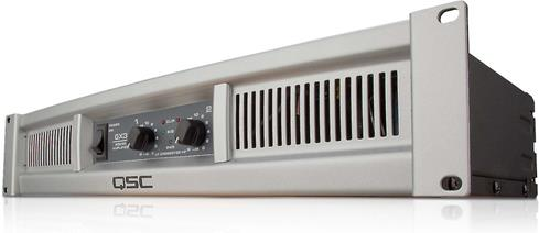 QSC GX3 2-channel Amplifier