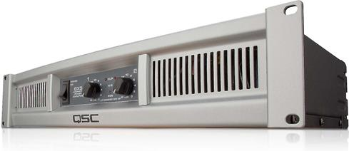 QSC GX5 2-channel amplifier