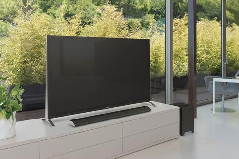 Sony HT-CT770 sound bar with wireless subwoofer