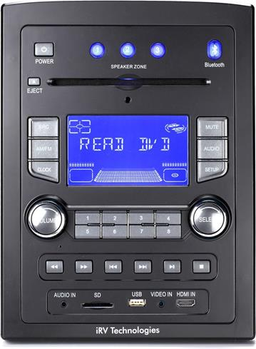 iRV DVD receiver