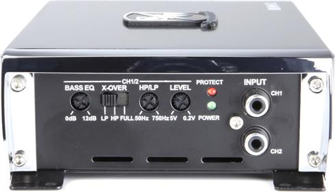 Sound Ordnance M100-2 100W x 2 Car Amplifier