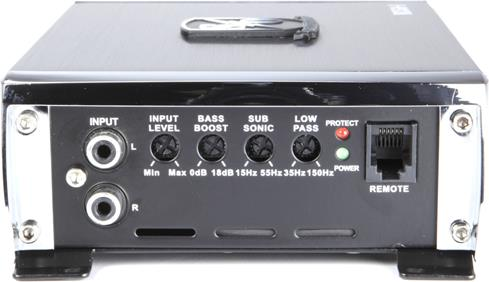 Sound Ordnance M350-1 350W x 1 at 2 Ohms Car Amplifier