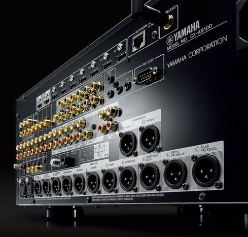 Yamaha CX-A5100 preamp/processor