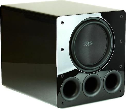 SVS PB13-Ultra powered subwoofer in piano gloss black
