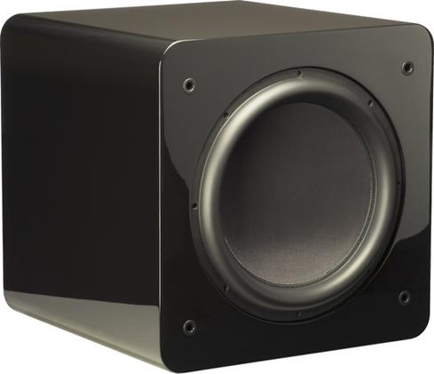 SVS SB13-Ultra powered subwoofer in piano gloss black