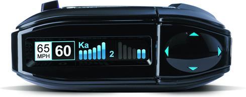 Escort Max 360 Radar detector with Bluetooth®, GPS, and
