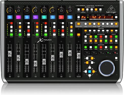 Behringer X-TOUCH USB MIDI control surface