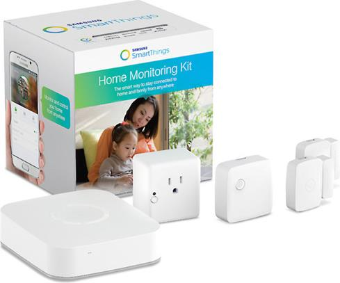 Samsung SmartThings Home Monitoring and Automation Kit