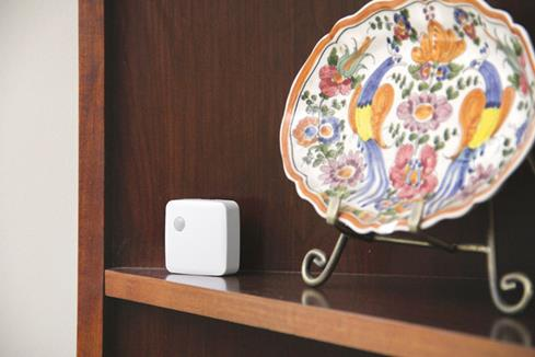 SmartThings Motion Sensor wireless movement detection