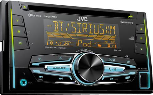 JVC KW-R920BTS CD receiver