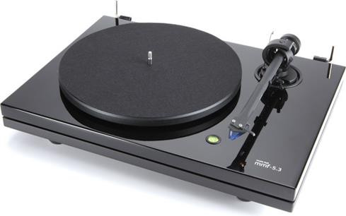 Music Hall Mmf 5 3 Manual Belt Drive Turntable With Pre