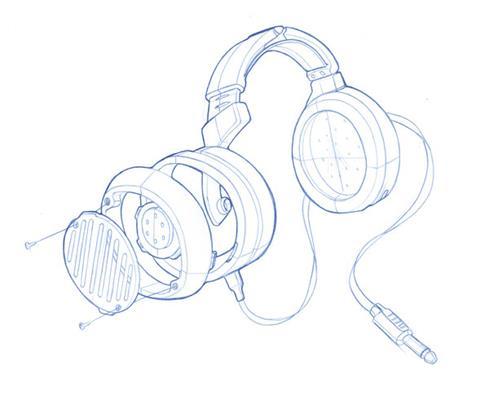 Audeze El 8 Open Back High Performance Planar Magnetic Headphones At