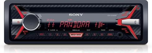x158G3100UP o_frontred sony cdx g3100up cd receiver at crutchfield com sony cdx-g3150up wiring diagram at fashall.co