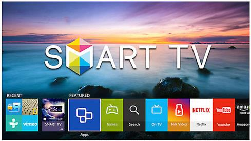 Samsung's Smart TV interface