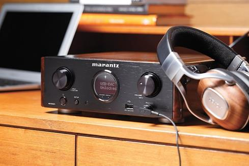 Picturerd with the Marantz HD-DAC1