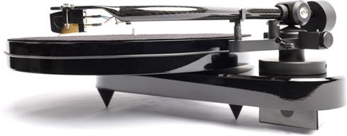 Pro-Ject RPM 1 Carbon side view