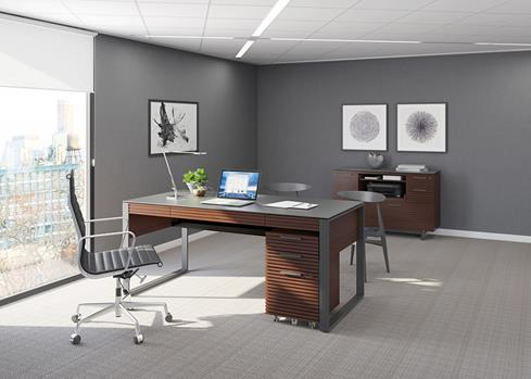 BDI 6521 Executive Desk