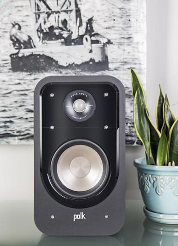 Polk Signature S20 bookshelf speakers