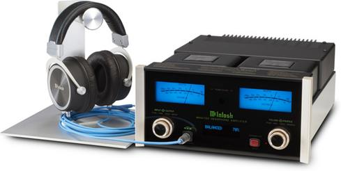 McIntosh MHA150 headphone amp