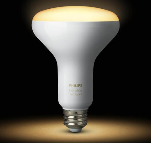 Philips Hue BR30 White Ambiance Bulb