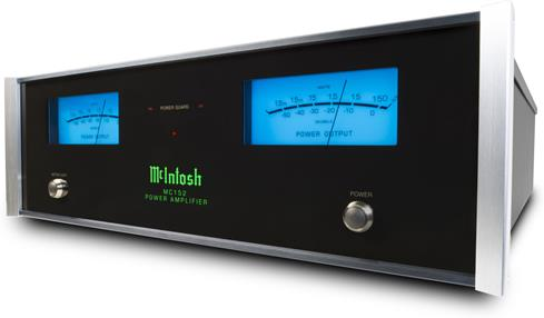 McIntosh MC152 angled view
