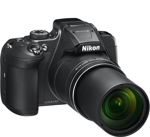 The 60X zoom lens on the Nikon Coolpix B700 gets you closer to the action.