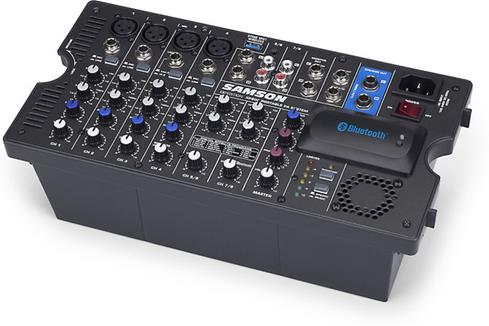 Samson Expedition 800 mixer