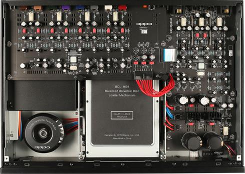 Inside the Oppo UDP-205