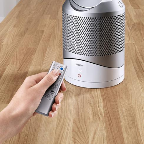 Dyson Pure Hot+CoolT Link Air purifier and oscillating fan with heating and cooling capabilities