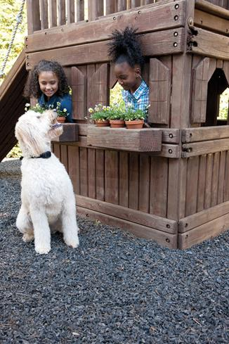 Keep your pet safe and at home with the YardMax In-Ground Fence.