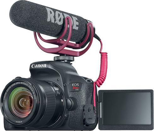Canon T7i Video Creator Kit