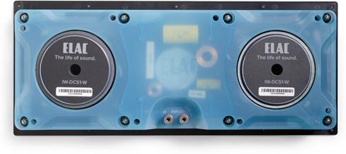 ELAC IW-DC51-W in-wall speaker