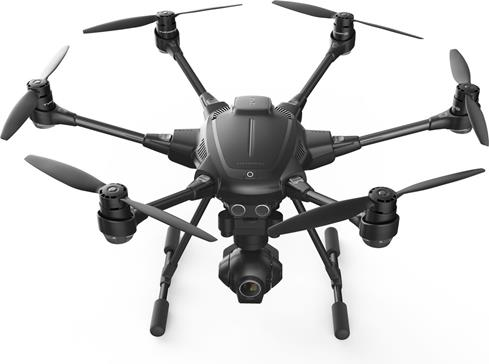 The Yuneec Typhoon H Bundle includes a 4K camera that lets you shoot breathtaking aerial photos and videos.